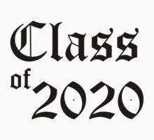 Class of 2020 Kids Tee