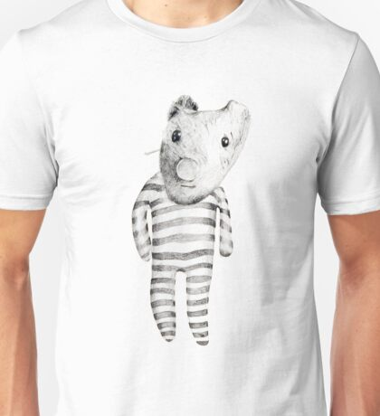 A toy named Jean Claude Unisex T-Shirt