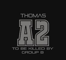 Subject A2 - To Be Killed By Group B Hoodie
