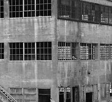 Empty Warehouse by WisePhoto