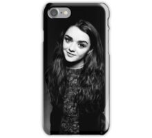 Maisie Williams Actor iPhone Case/Skin