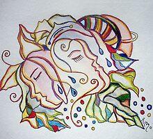 Inner Works III by Robin Monroe