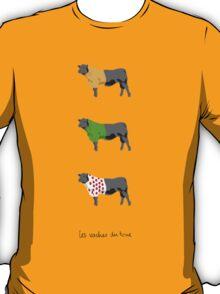 Les Vaches du Tour T-Shirt