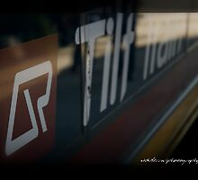 Queensland Tilt Train On Side © Vicki Ferrari Photography by Vicki Ferrari