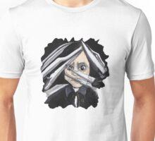 Edward Scissorhands no back Unisex T-Shirt