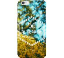 花樣年華  X AUTUMN [3] iPhone Case/Skin