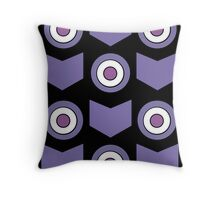 bishop/barton Throw Pillow
