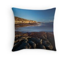 Curwee Cove Sydney NSW (Lee Big Stopper) Throw Pillow