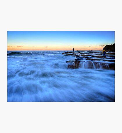 Fisherman Photographic Print