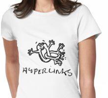 Hyperlinks Womens Fitted T-Shirt