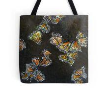 Monarchs in Mexico Tote Bag