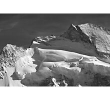 Dent d;Herens Photographic Print