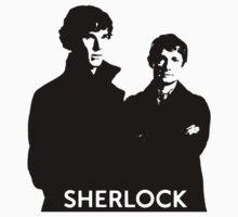 Holmes & Watson by Imagineer29