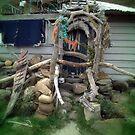 Fishermans Hut by LAURANCE RICHARDSON