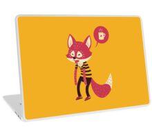 Good Morning Fox Laptop Skin