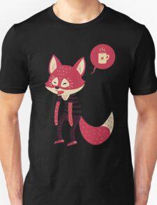 Good Morning Fox Unisex T-Shirt