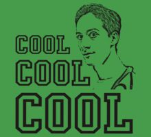 Community - Abed (Cool Cool Cool) Kids Tee