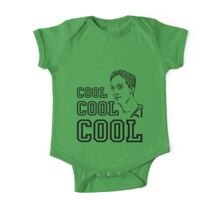 Community - Abed (Cool Cool Cool) One Piece - Short Sleeve