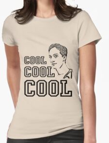 Community - Abed (Cool Cool Cool) Womens Fitted T-Shirt