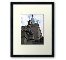 St John's Kirk Perth Framed Print