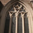 St John's Kirk window by KMorral