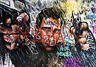Graffiti Close Up by Svetlana Sewell