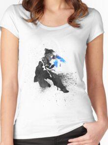 Get Bent :: Water Women's Fitted Scoop T-Shirt