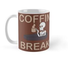 Coffin Break - Gravity Falls Mug