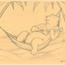 Uke Bear by Bart Castle