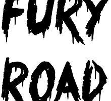 FURY ROAD by Sam Whitelaw