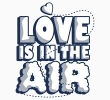 Love is in the air Kids Clothes