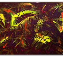 Feather Movement by Leilane Kyne