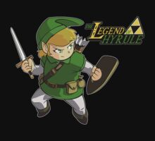 The Legend of Hyrule Baby Tee