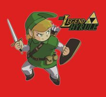 The Legend of Hyrule One Piece - Long Sleeve