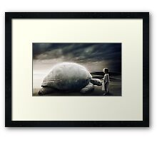 Hello There ♥ Framed Print