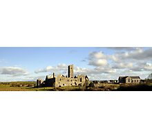 Quin Abbey, County Clare, Ireland  Photographic Print