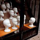 Village heads by Laurent Hunziker
