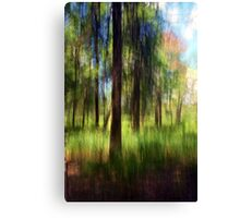 An Early Summer Afternoon Canvas Print