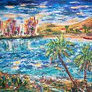 TROPICAL RESORT  by Mary Sedici