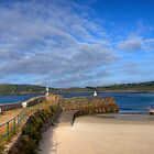 Douglas Quay & Braye - Aldeney by NeilAlderney