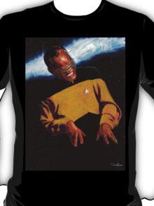 Ray Charles as Geordi La Forge T-Shirt T-Shirt