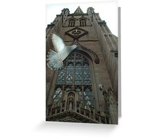 Midday Chimes Greeting Card
