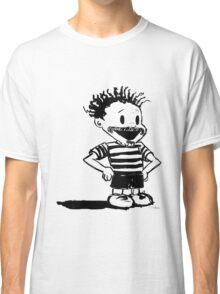 Black Calvin Classic T-Shirt