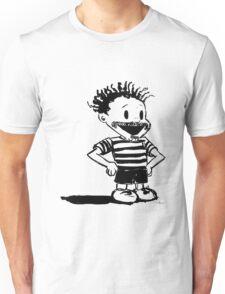 Black Calvin Unisex T-Shirt