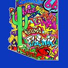 Arizona State of Mind by thespiltink