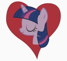 I have a crush on... Twilight Sparkle Kids Clothes