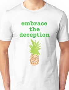 Pineapple Deception Unisex T-Shirt