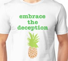 Pineapple Deception Unisex T-Shirt