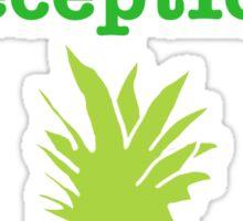 Pineapple Deception Sticker