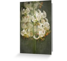 Lily My Love Greeting Card